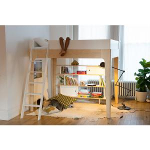 Oeuf NYC  - BU028 - Lit Mezzanine Perch Naturel (341816)