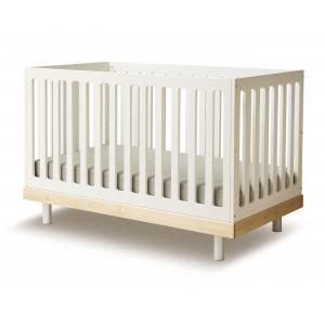 Oeuf NYC  - 2CR001-EU - Lit bébé à barreaux Classic Naturel (341908)