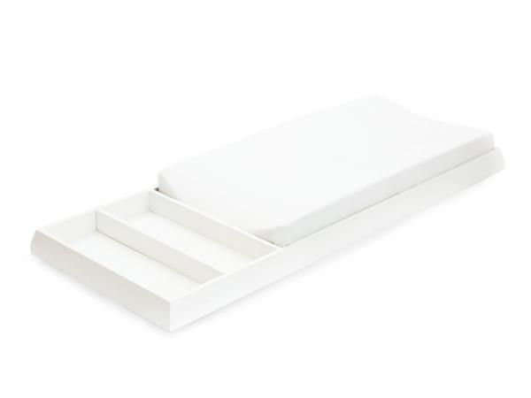 Plan à langer xl blanc pour commande merlin 6 tiroirs