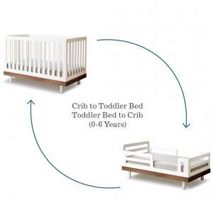 Oeuf NYC  - 1TBK01-EU - Kit de conversion pour lit bébé Classic (341918)