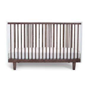 Oeuf NYC  - 1RH02-EU - Lit bébé à barreaux Rhea Noyer (341940)