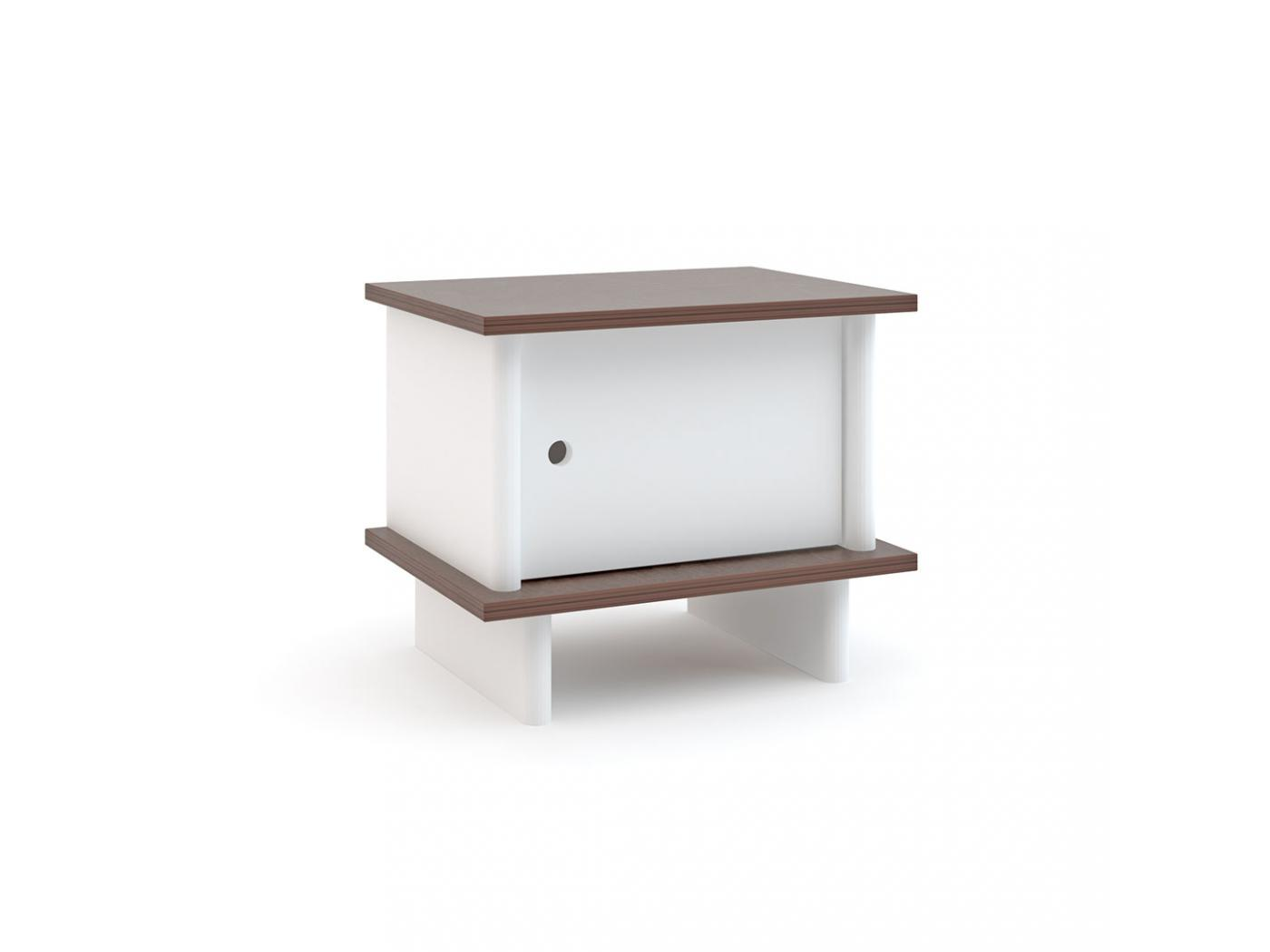 1mlns02 Chevet Noyer Bouleau Table De CoerxWdB