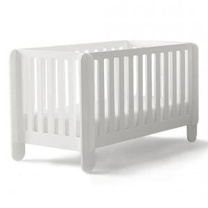 Oeuf NYC  - 1ECR01-EU  - Lit bébé à barreaux Elephant Blanc (342020)