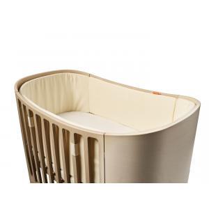 Leander - 500079 - Tour de lit vanille pour lit bébé évolutif (342052)