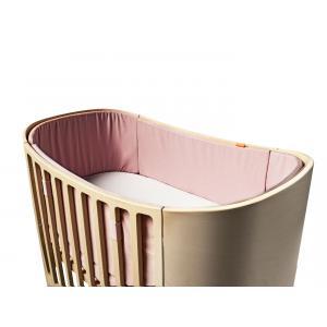 Leander - 502288 - Tour de lit rose pale pour lit bébé évolutif (342058)