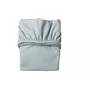 Leander - 780012-42 - Draps Housse bébé Bleu pâle (342072)