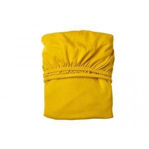 Leander - 501700 - Draps Housse bébé, Curry pour lit bébé évolutif (342076)