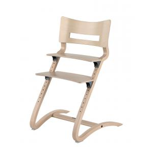 Leander - 037124 - Chaise haute cérusé (342088)