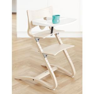 Leander - 300000-01 - Chaise haute cérusé (342088)