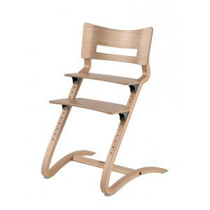 Leander - 037117 - Chaise haute naturel (342096)