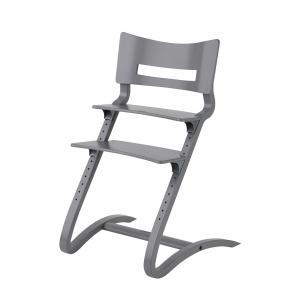 Leander - 037131 - Chaise haute Grise (342098)