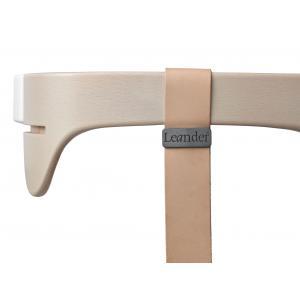 Leander - 501007 - Arceau de sécurité Cérusé pour chaise haute (New) (342100)