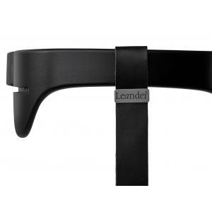 Leander - 501014 - Arceau de sécurité Noir pour chaise haute (New) (342102)