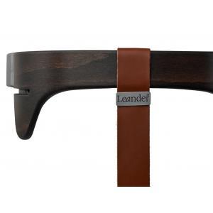 Leander - 501038 - Arceau de sécurité Noyer pour chaise haute (New) (342106)