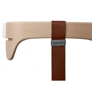 Leander - 501045 - Arceau de sécurité Naturel pour chaise haute (New) (342108)