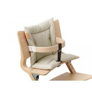 Leander - 500086 - Coussin Chaise Haute Vanille pour chaise haute (342112)