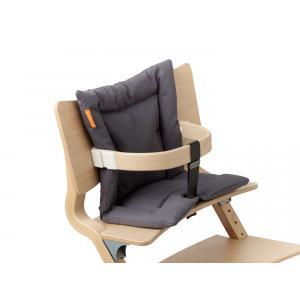 Leander - 502240 - Coussin Gris Anthracite pour chaise haute (342118)