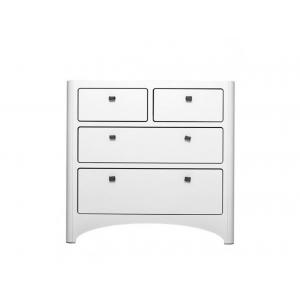 Leander - 630000-03-box2 - Commode 4 Tiroirs Blanche (342126)