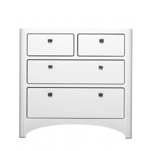 Leander - 630000-03_box1 - Commode 4 Tiroirs Blanche Box 1 (342128)