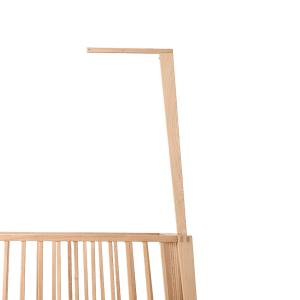 Leander - 502134 - Flèche de lit pour lit bébé Linea, Chêne (342154)