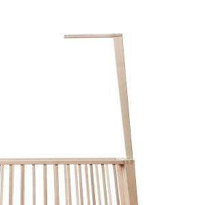 Leander - 502554 - Flèche de lit pour lit bébé Linea, Hêtre (342156)