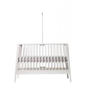 Leander - 502707 - Flèche de lit pour lit bébé Linea, Blanc (342158)
