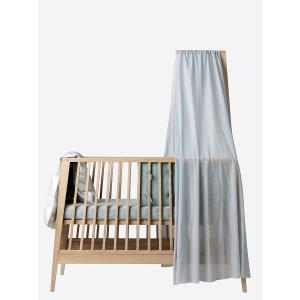 Leander - 502103 - Voile de lit, Bleu pour lit bébé Linea (342174)