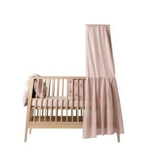 Leander - 700821-44 - Voile de lit, Rose pour lit bébé Linea (342176)