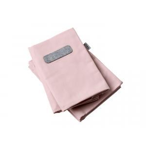 Leander - 502370 - Housse de coussin Sofa Rose Pale pour lit enfant Linea (342184)