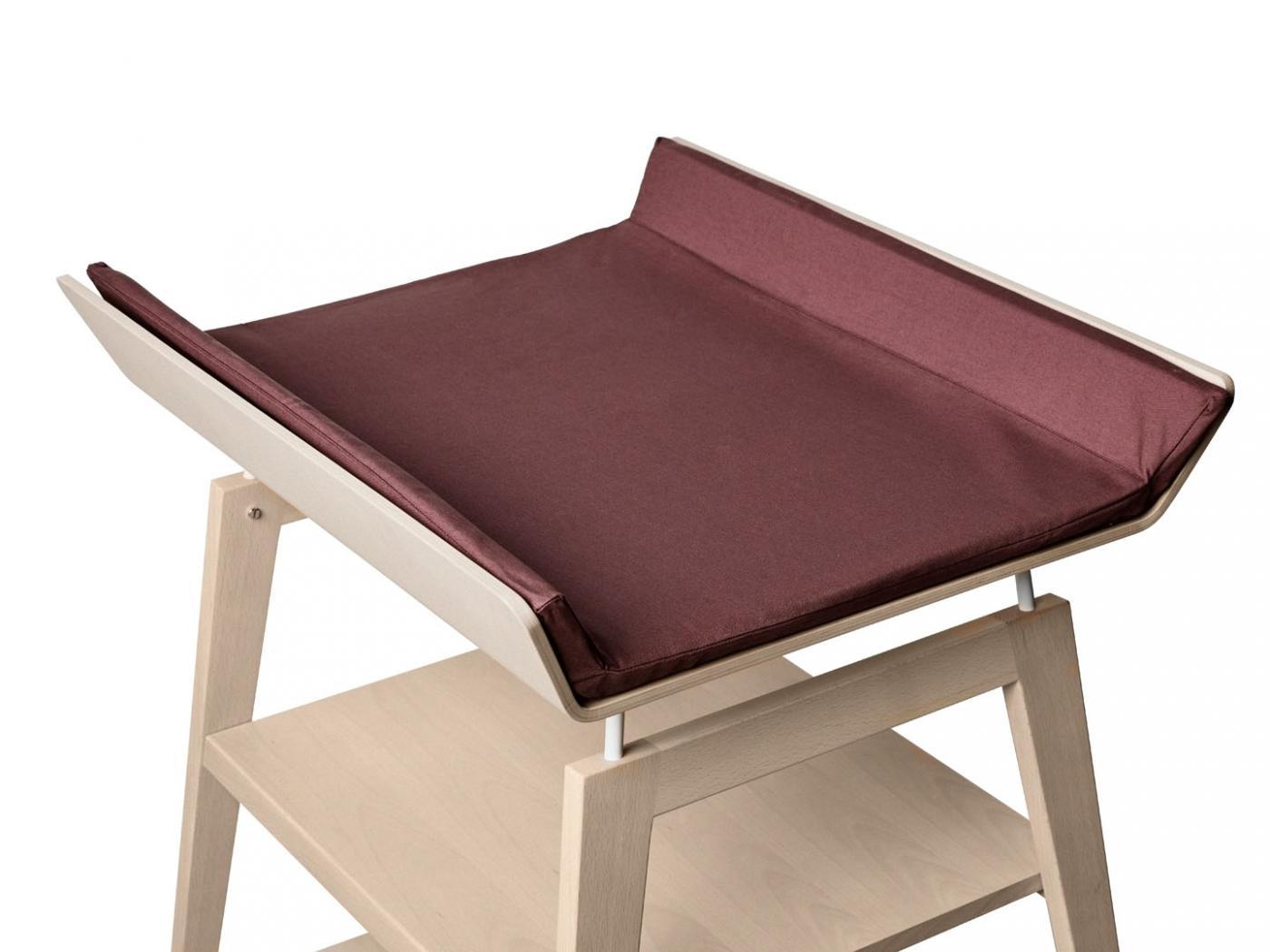 leander housse matelas langer prune pour table. Black Bedroom Furniture Sets. Home Design Ideas