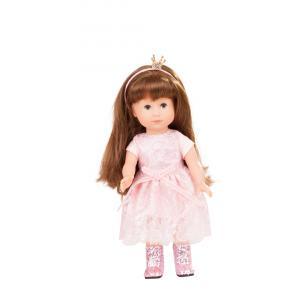 Gotz - 1713029 - Poupées 27 cm - Just Like Me Prinzessin Chloe, cheveux châtains (342338)