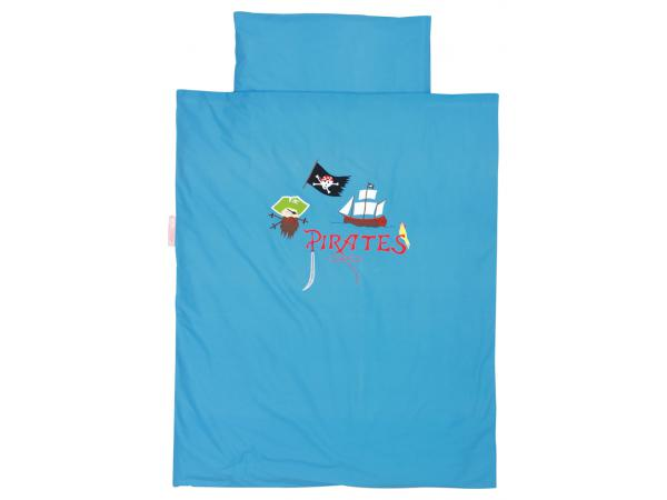 Housse de couette pirates blue 120 x 150