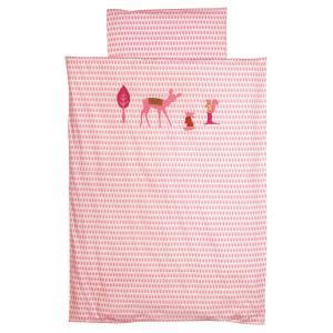 Taftan - DL-701 - Housse de couette deer pink pink 140 x 200 (342720)