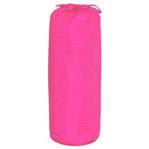 Taftan - HB-09 - Drap housse solid dark pink 40 x 80 (343076)