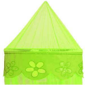Taftan - MK-066 - Ciel de lit beads flower lime round (343452)
