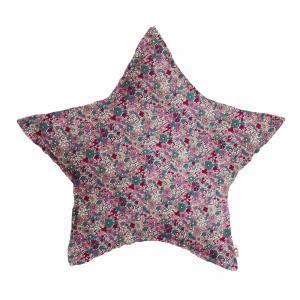 Numéro 74 - 78529 - Coussin Etoile Violet (343934)