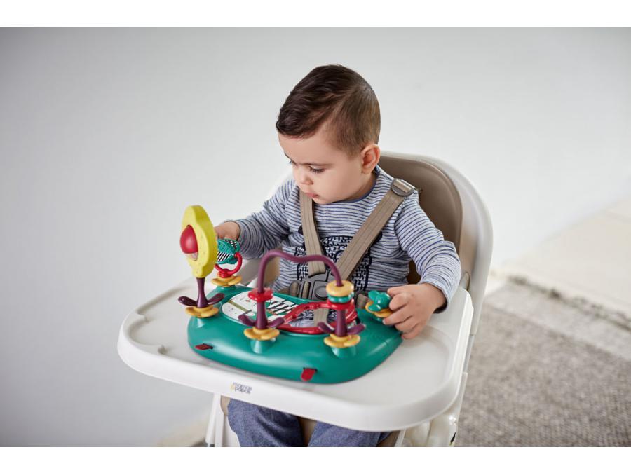 Plateau Babyplay Chaise De Haute Universel 412282701 Jeu reBdCxo