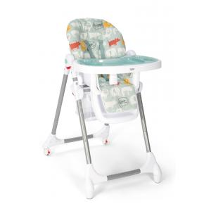 Mamas and Papas - 1152V7600 - Snax Highchair Animal Silhouettes (345612)