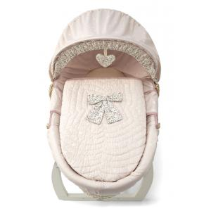 Mamas and Papas - 7700N9400 - Moses Basket New Millie & Boris Girl (345798)