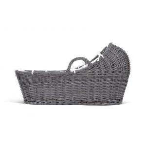 Mamas and Papas - 770002701 - Couffin blanc gris étoiles (346074)