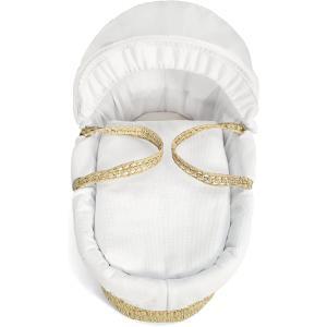 Mamas and Papas - 7700B0000 - Moses Basket White (346076)