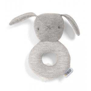 Mamas and Papas - 485535007 - Soft Toy - Grabber WTTW Grey Update Welcome To The World (346472)