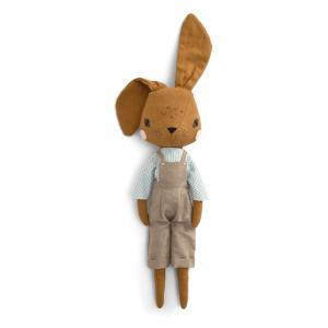 Mamas and Papas - 4855B9403 - Soft Toy - Bunny Brown (346572)