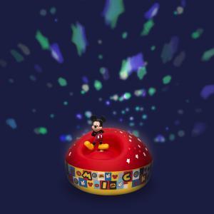Trousselier - 5200 - Projecteur d'Etoiles Musical Mickey - 12 cm (346710)