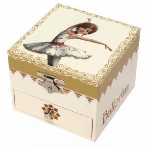 Trousselier - S20111 - Coffret Musique Cube Ballerina© (346718)