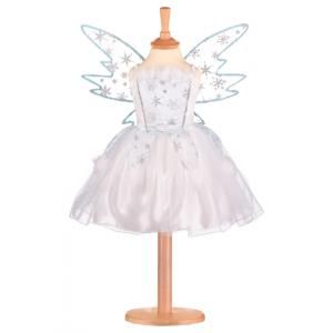 Travis - FRTF3 - Costume Frozen Fairy white/silver - 3 à 5 ans (347218)