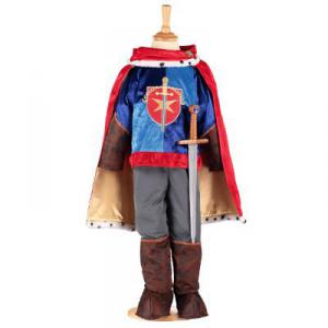 Travis - PRN3 - Costume Prince red/gold/blue - 3 à 5 ans (347316)