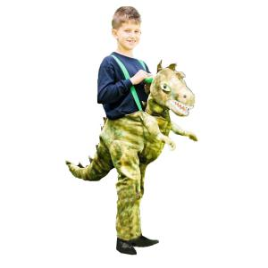 Travis - RDI6 - Costume Ride in Dinosaur green - 6 à 8 ans (347362)