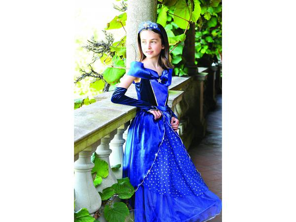 Costume starcatcher princess midnight blue - 3 à 5 ans
