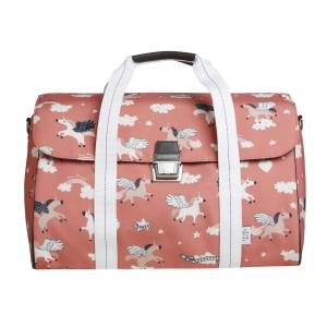 Jeune Premier - h16013 - Sac Weekend Unicorn - Dimensions : 37x46x26 cm, finition cuir (348252)
